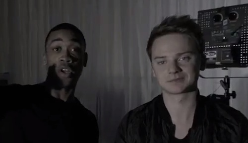 Conor and Wiley