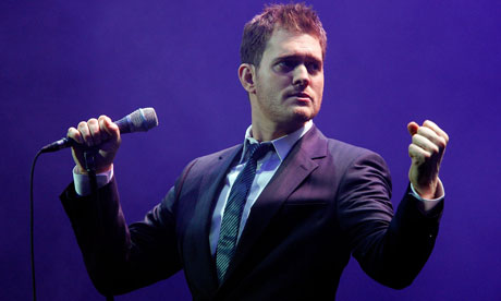 Michael buble haircut